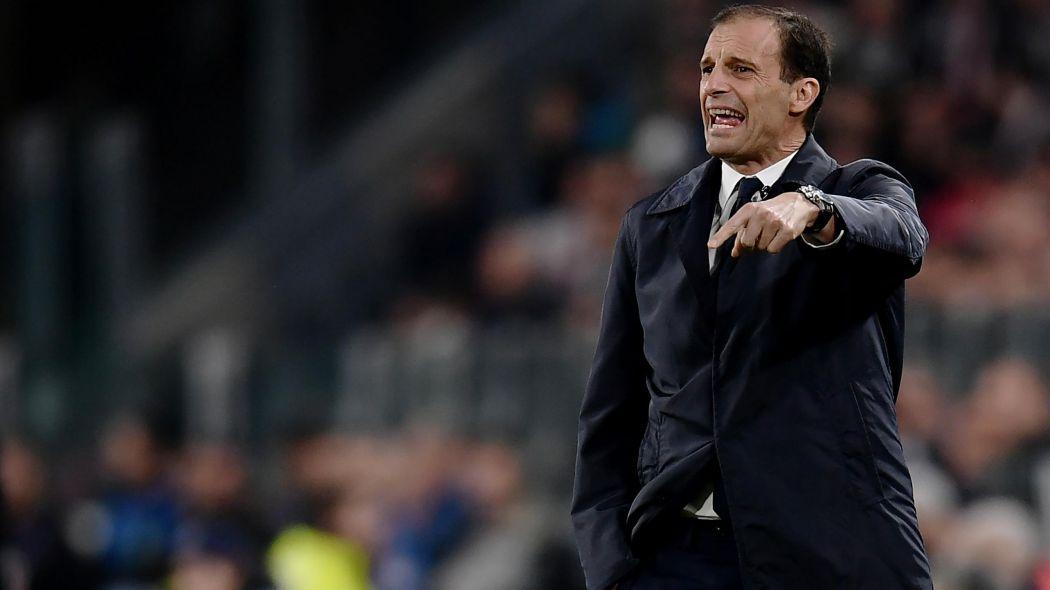 Juventus Perpanjang Kontrak Allegri!