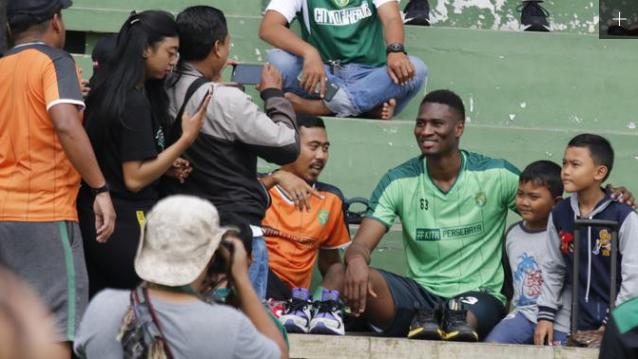 U-22 Tim Indonesia Berlatih Aduh Pinalti
