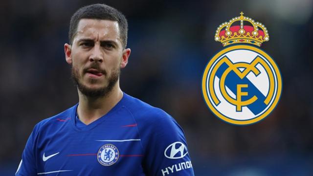Hazard Sepakat Di Kontrak Madrid