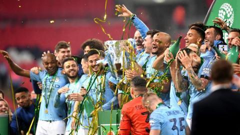 kemenangan cirty di liga inggris